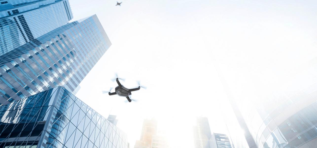 Unifly Aero_Drone Major Group
