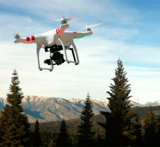 drone-major-Consultancy-Services-environmental-protection
