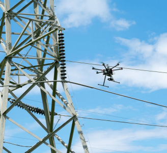 drone-major-Consultancy-Services-utilities-gas-electricity