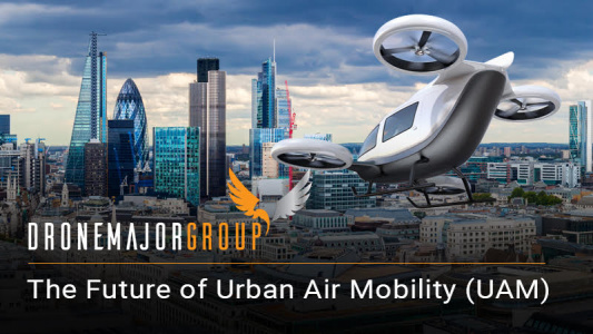 the future of urban air transport human and freight travel