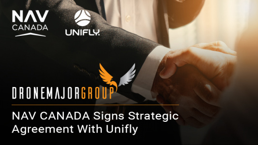 NAV CANADA signs strategic agreement with Unifly