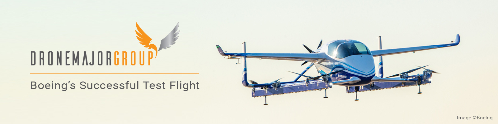 eVTOL Milestone: Boeing's Successful Test Flight