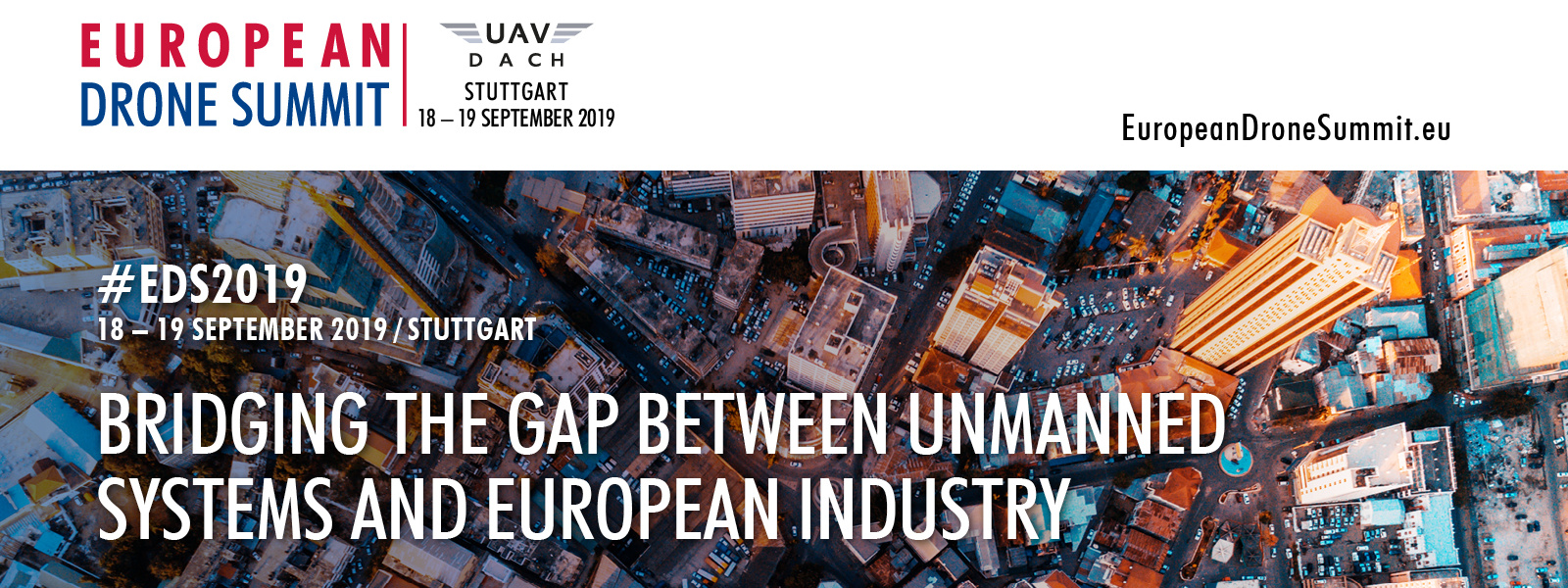 European Drone Summit 2019