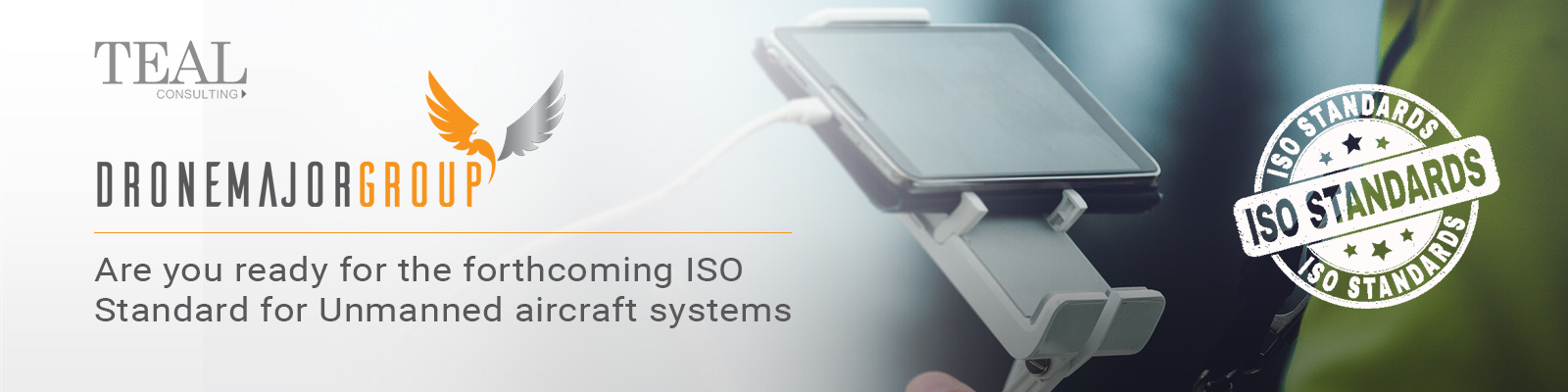 Are you ready for the forthcoming ISO Standard for Unmanned aircraft systems —Operational procedures