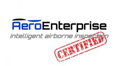 Aero Enterprise is EN ISO 9001:2015 certified