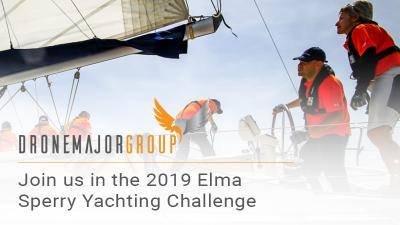 Join Drone Major Group in the 2019 Elma Sperry Yachting Challenge