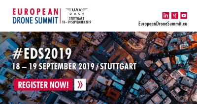 European Drone Summit 2019