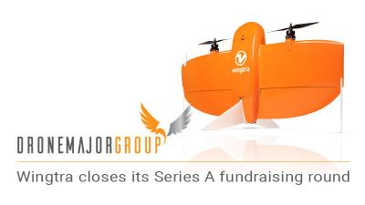 series A funding success for wingtra as they win over $10M to fund further growth