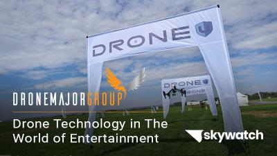 Drone Technology in the World of Entertainment
