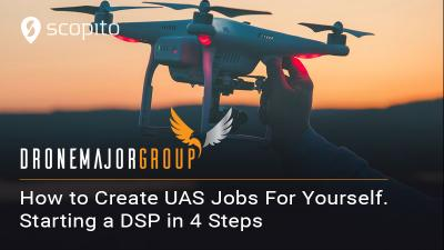 How to create UAS jobs for yourself. Starting a DSP in 4 steps