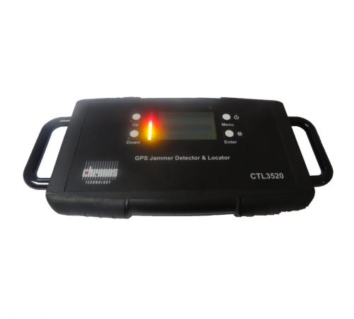 CTL3520 Handheld GPS Jammer Detector and Locator
