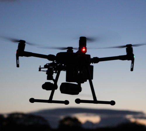 Airvis Ltd - Drone Security Services
