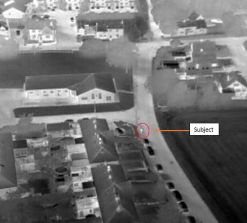 Covert Drone Surveillance