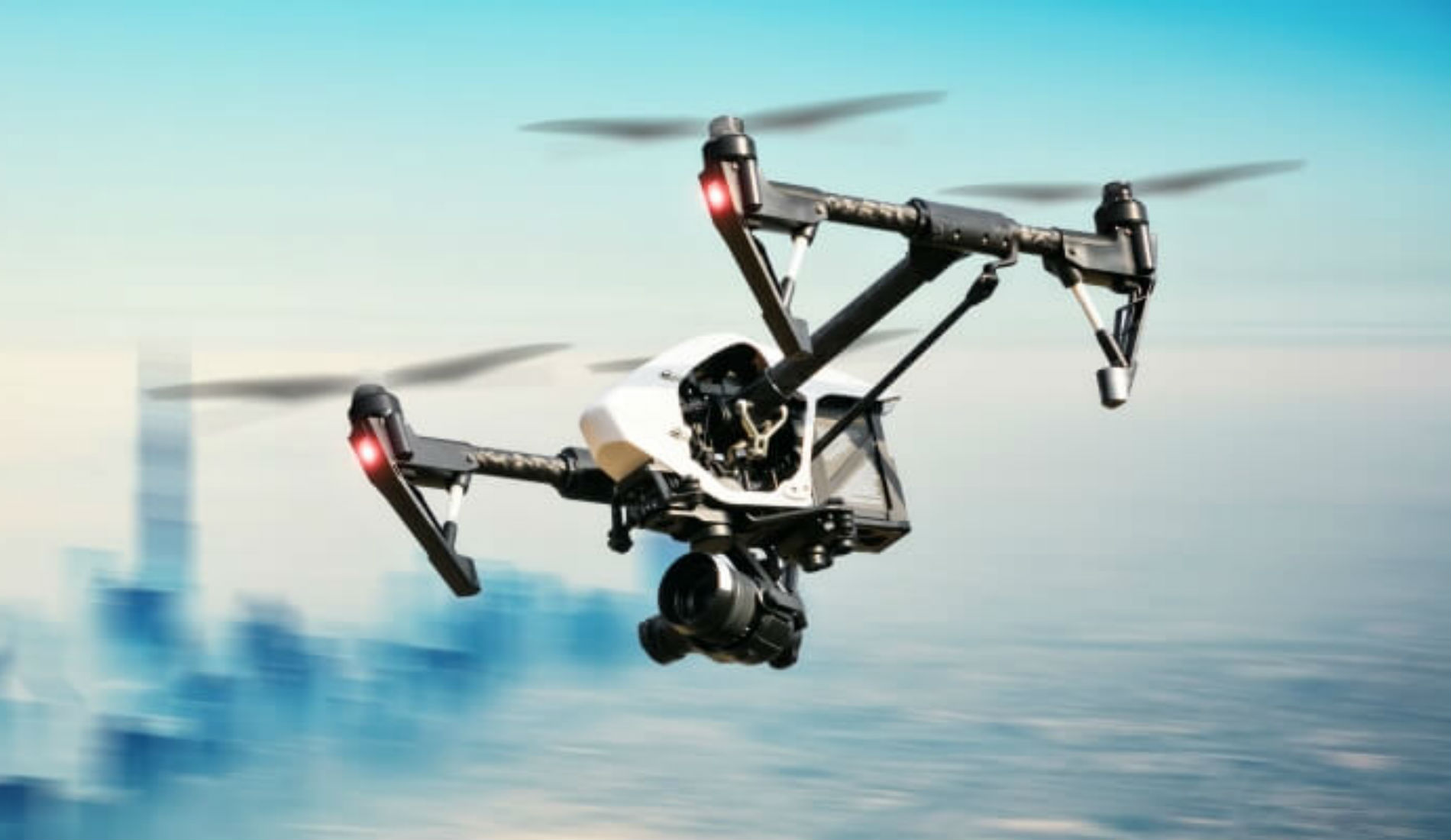 The advent of the drone for civilian and commercial use is o