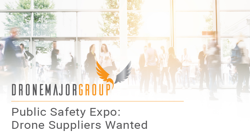Exclusive Drone Major discount at the BAPCO-CCE 2019 Expo