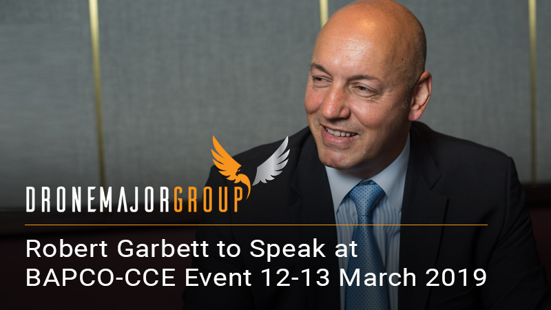 Robert Garbett to Speak at BAPCO-CCE Event 12-13 March 2019
