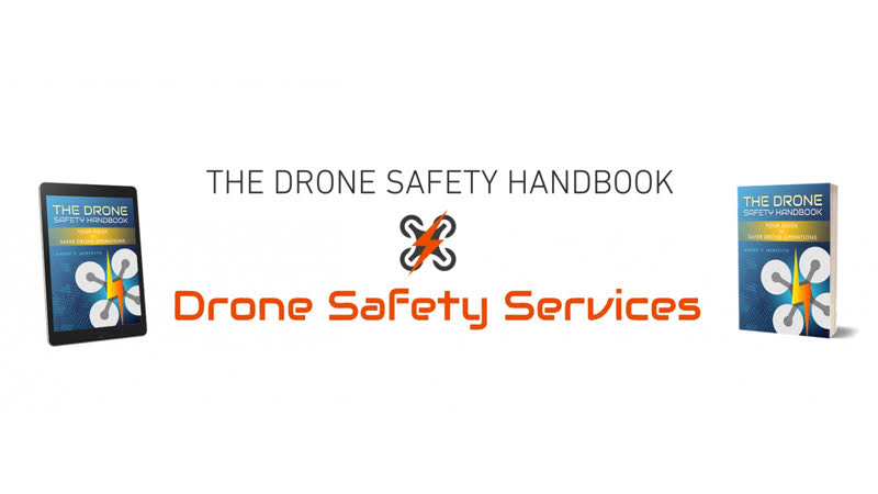 drone safety services drone safe handbook learning materials