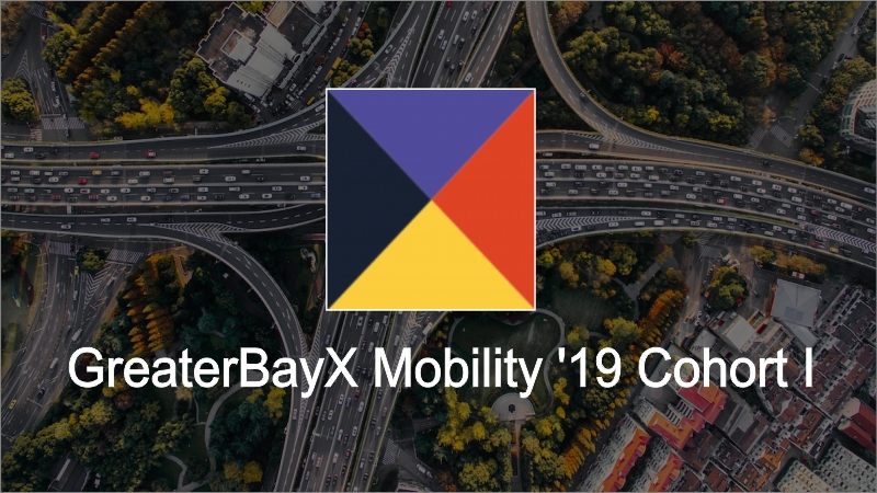 GreaterBayX 8-Week Cross-Border Mobility/Smart-City Scalerator Project Looking For Applicants